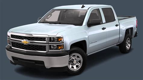 2015 Chevrolet Silverado 1500's Six Trim Levels