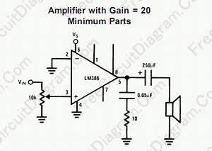 Small low voltage high quality audio amplifier circuit for Small low voltage high quality audio amplifier