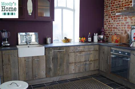 cuisine melange ancien moderne un mélange ancien et moderne pour une cuisine au top i