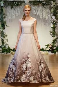 sarah jassir 2017 wedding dresses the secret garden With colored wedding dresses 2017