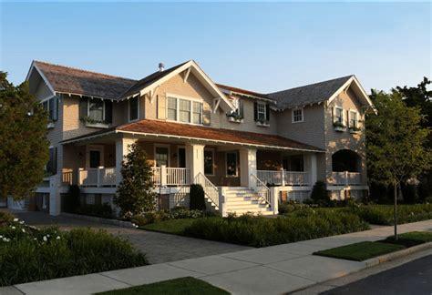 Traditional Restored Shingle Home