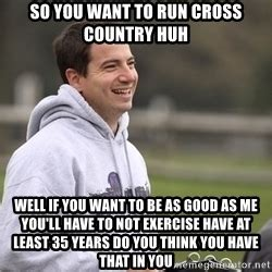 Cross Country Memes - empty promises coach meme generator