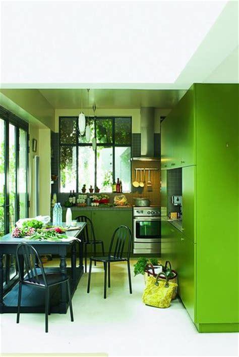 cuisine mur vert couleur dans la cuisine osez le vert pomme vert gazon vert olive vert vieilli vert clair