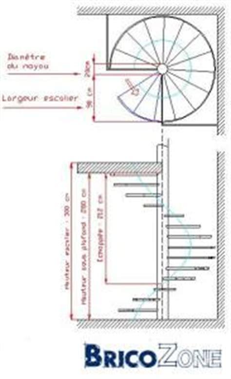 escalier en colimaon dimensions cr 233 ation d escalier h 233 lico 239 dal