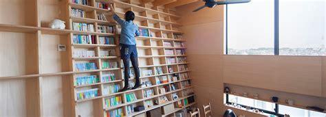 Shinsuke Fujii Designs Oblique Wall For The 'bookshelf