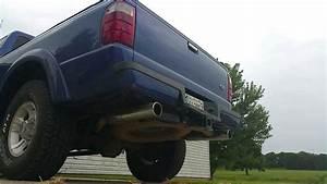 2003 Ford Ranger 4 0 V6 Flowmaster Spinoff Exhaust