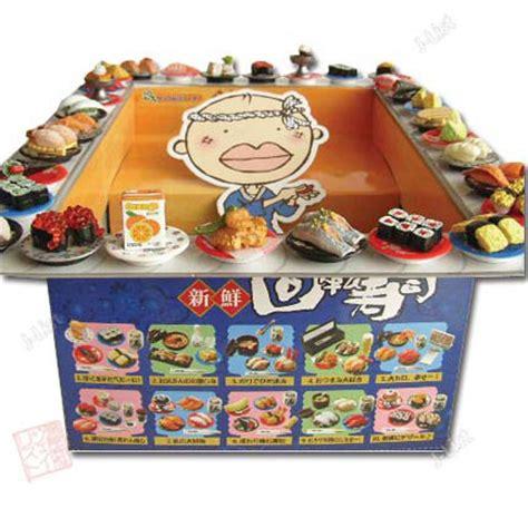 Tiny Kaiten Sushi Ya Justhungry