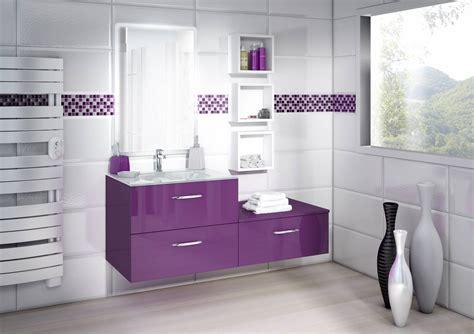 chambre aubergine et blanc salle de bain aubergine et blanc 2017 et meuble salle de