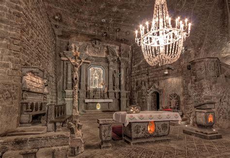 st kingas chapel wieliczka poland sumfinity