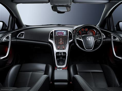 opel astra interior 2010 vauxhall astra interior revealed exotic car image