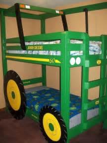 John Deere Tractor Bunk Beds