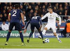 PSG 00 Real Madrid Cristiano Ronaldo and Zlatan
