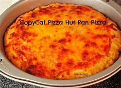 CopyCat Pizza Hut pan pizza recipe   What s Cooking - Snacks   Pinter      Pizza Hut Pizzas Recipe