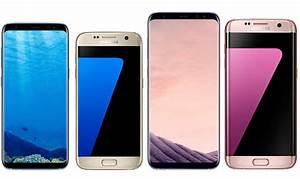 Specs Comparison  Galaxy S8 Vs  Galaxy S7  Galaxy S8  Vs
