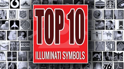 Illuminati Symbology Top 10 Illuminati Symbols Illuminati Rex