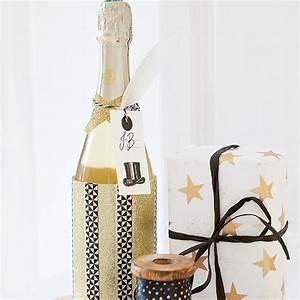 Customiser Une Bouteille De Vin : customiser une bouteille de champagne marie claire ~ Zukunftsfamilie.com Idées de Décoration