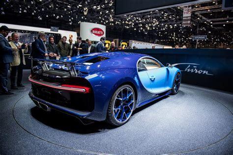 bugatti chiron gallery  top speed