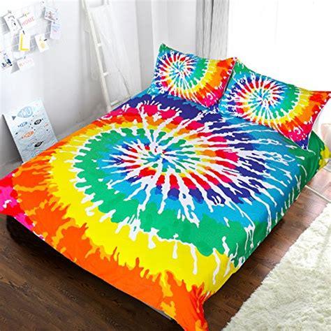 tie dye comforter set amazon com