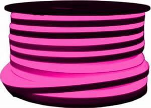 Image Gallery neon pink orange light