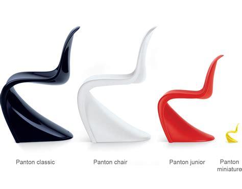 verner panton chaise panton chair hivemodern com