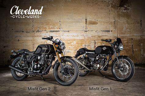Cleveland Cyclewerks Image by 2018 Cleveland Cyclewerks Motorcycle Guide Total Motorcycle