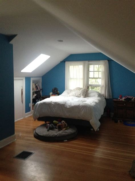 attic bedroom ideas a cred attic space gets opened up front