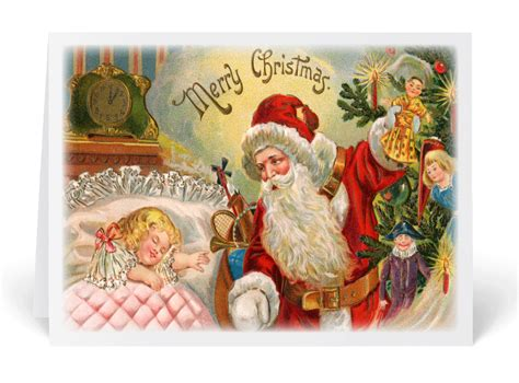 christmas cards   victorian tradition grims dyke