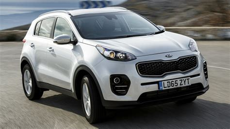 Kia Sportage (2016) Uk Wallpapers And Hd Images