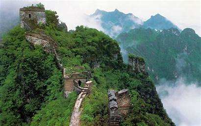 China Wall Wallpapers Widescreen Nature Travel