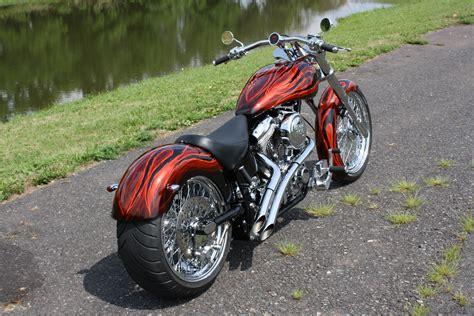 240 250 Softail Chopper Frame Bike Motorycle Kit Harley