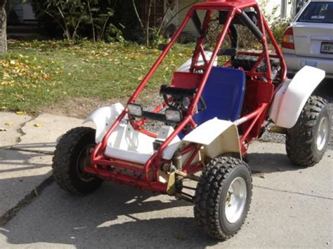 *honda Fl350r Odyssey Dune Buggy* Trade For Grizzly