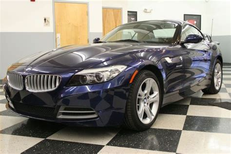 Find Used 2009 Bmw Z4 Sdrive35i 6sp Manual, Active Bmw Cpo