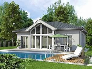 Fertigteilhaus Preise Schlüsselfertig : bungalow e98 inactive von vario haus ~ Watch28wear.com Haus und Dekorationen