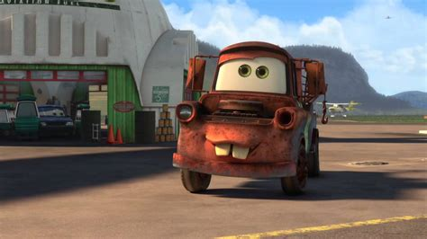 Cars 2 Mater Image by Cars 2 Air Mater New Clip