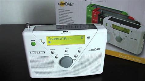 test dab radio dab solar radio im test
