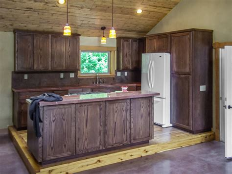 restaining kitchen cabinets diy can you stain oak cabinets darker functionalities