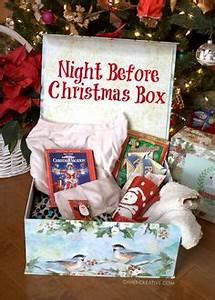 1000 ideas about Christmas Eve Box on Pinterest