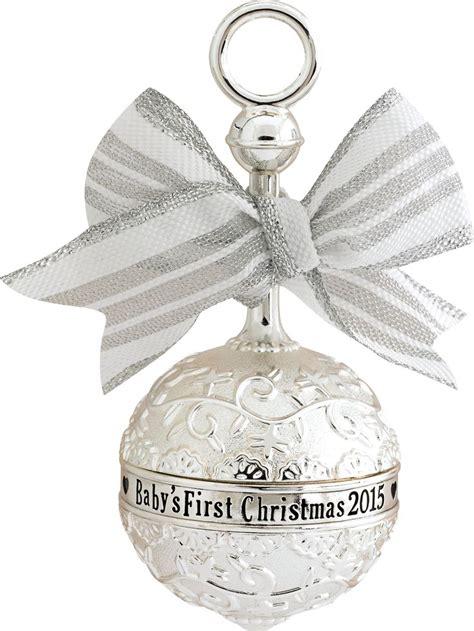 2015 baby s first christmas ornament carlton heirloom