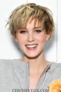 coupe de cheveux courts 20 easy courts coupes de cheveux pour les femmes