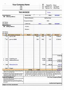 55 microsoft invoice templates pdf doc xls free With invoice excel sheet
