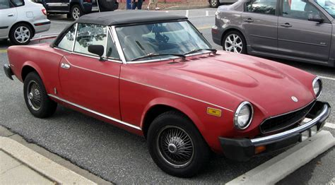 Fiat 2000 Spider by Fiat Spider Related Images Start 0 Weili Automotive Network