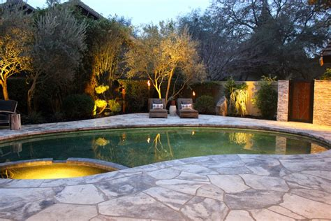Landscape Backyard Design Ideas - michael glassman associates landscape design and