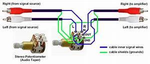 Home Speaker Wiring Volume Controls
