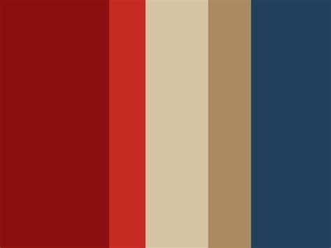 25 best ideas about nautical color palettes on