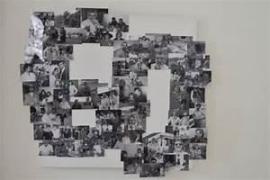 Ideen Fotos Aufhängen : diy geburtstagszahl aus fotos die ja sagerin diy travel lifestyleblog aus frankfurt ~ Yasmunasinghe.com Haus und Dekorationen