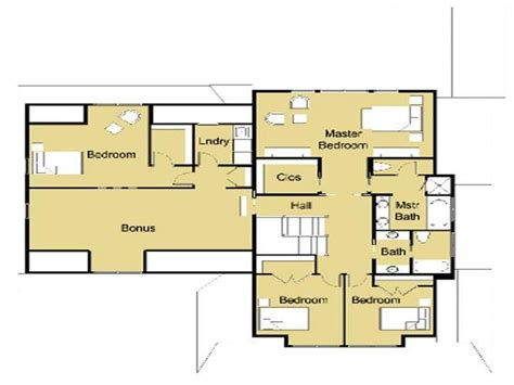 modern home floorplans modern house plans modern house design floor plans