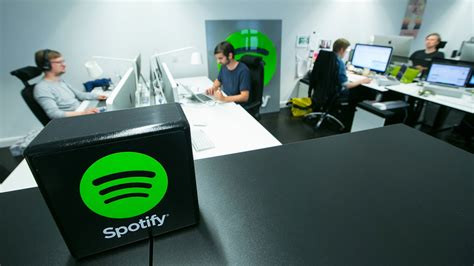 Spotify Reportedly In Late-stage Talks To Acquire