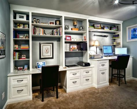how to build a built in desk with drawers built in bookcases ideas for small space