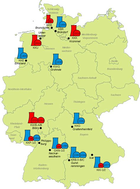 energy deutschland nuclear power phase out