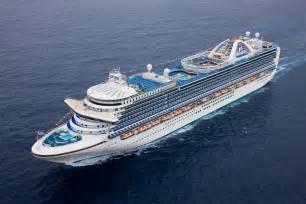 ruby princess cruise ship profile